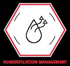 humidification control