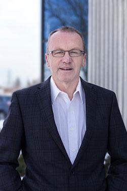 Greg Taylor VP of Robinson Solutions